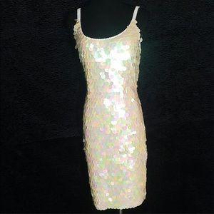 Dresses & Skirts - Vintage sequin dress